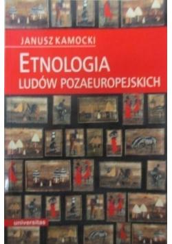 Etnologia ludów pozaeuropejskich