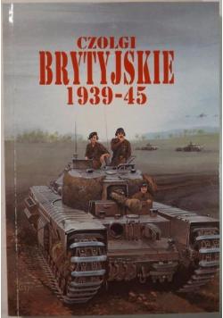 Czołgi brytyjskie 1939 45