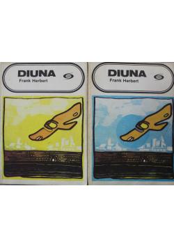 Diuna  2 tomy