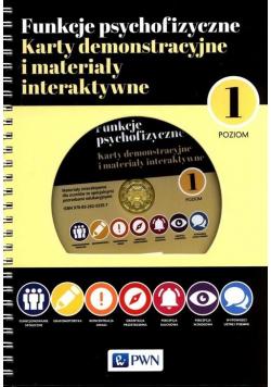 Funkcje psychofizyczne Karty... + DVD Poziom 1