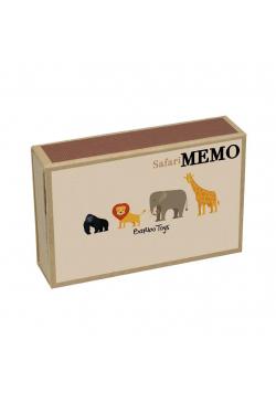 Memory dla dzieci Gra Pamięciowa Safari