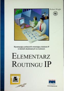 Elementarz Routingu IP