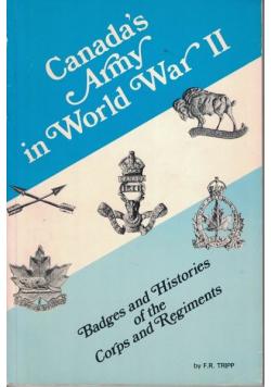 Canadas Army in World war II