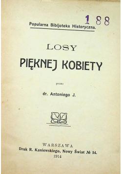 Popularna biblioteka historyczna 5 książek 1914