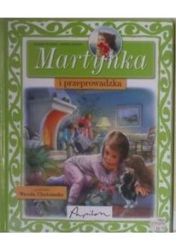 Martynka i przeprowadzka