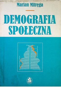 Demografia społeczna