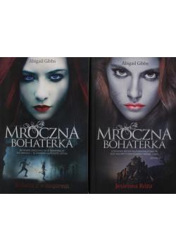 Mroczna bohaterka Jesienna Róża / Kolacja z wampirem
