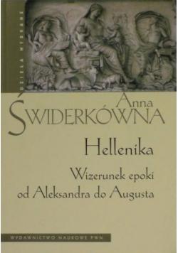 Hellenika wizerunek epoki od Aleksandra do Augusta