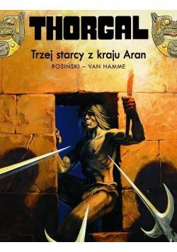 Thorgal Trzej starcy z kraju Aran