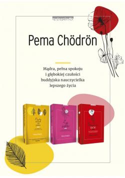 Pakiet: Pema Chodron