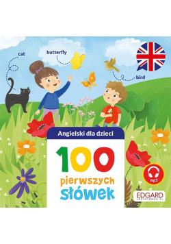 Angielski dla dzieci 100 pierwszych słówek