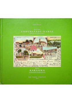Gemeinde Unruhstadt Karge auf alten Ansichtskarten