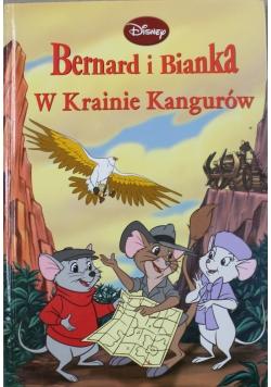 Bernard i Bianka w krainie kangurów