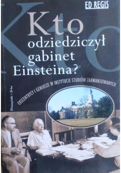 Kto odziedziczył gabinet Einsteina
