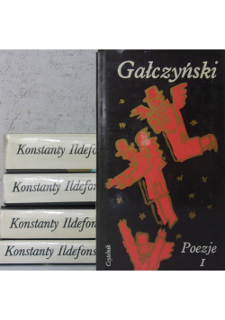 Gałczyński dzieła tomy od 1 do 5