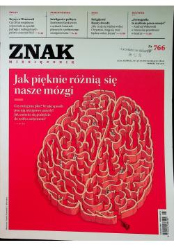 Znak Miesięcznik 766 Jak pięknie różnią się nasze mózgi