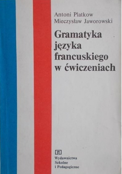 Gramatyka języka francuskiego w ćwiczeniach