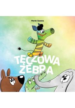Tęczowa Zebra