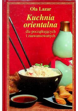 Kuchnia orientalna dla początkujących i zaawansowanych