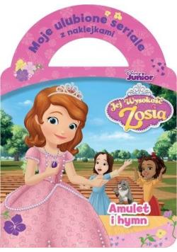 Disney Junior Jej Wysokość Zosia. Amulet i hymn