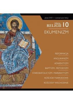 Lekcja religii 10. Ekumenizm DVD + scenariusz..