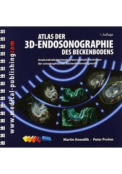 Atlas der 3D endosonographie des beckenbodens