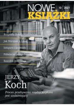 Nowe Książki 10/2021
