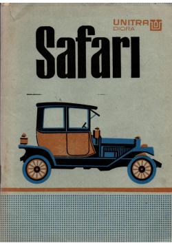 Instrukcja odkłócania samochodów i montażu odbiornika samochodowego Safari 2