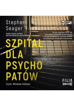 Szpital dla psychopatów audiobook