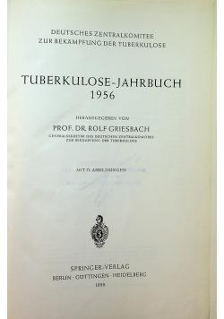 Tuberkulose jahrbuch 1956