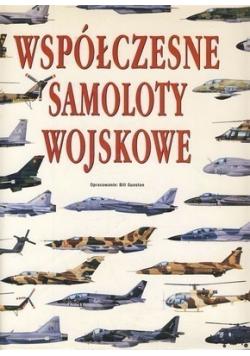 Współczesne samoloty wojskowe