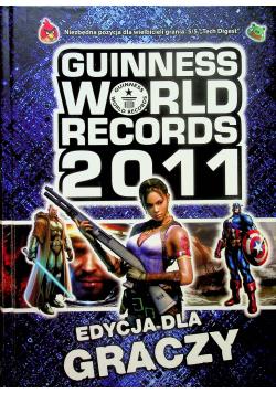 Guinness World Records 2011 Edycja dla graczy