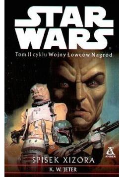 Star Wars Spisek Xizora
