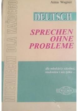 Deutsch Sprechen ohne Probleme