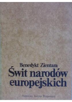 Świt narodów europejskich