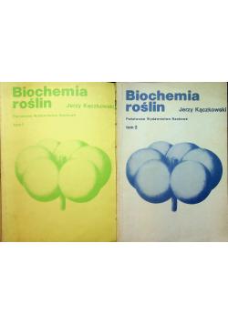 Biochemia roślin Tom I i II