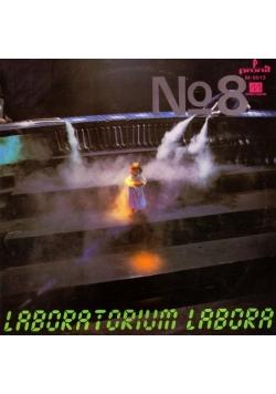Laboratorium Labora no8 płyta winylowa
