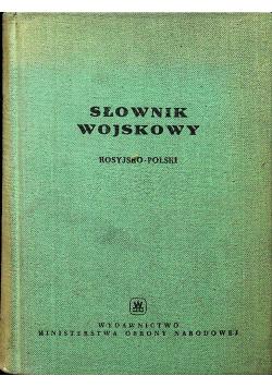 Słownik wojskowy