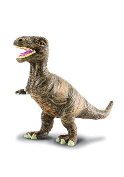 Dinozaur młody tyranozaur