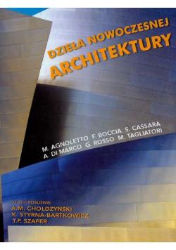 Dzieła nowoczesnej architektury