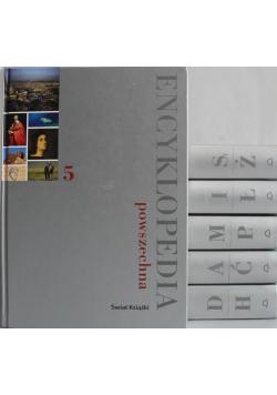 Encyklopedia powszechna 6 tomów