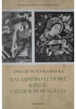 Malarstwo ludowe kręgu częstochowskiego