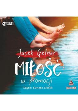 Miłość w promocji audiobook