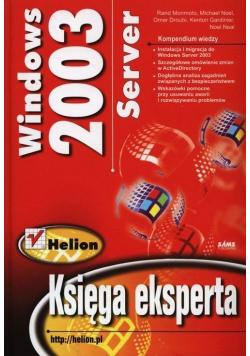 Windows Server 2003 Księga eksperta