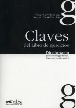 Diccionario práctico de gramática Claves