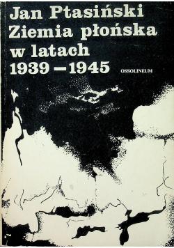 Ziemia płońska w latach 1939 1945