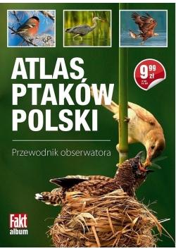 Atlas ptaków Polski Przewodnik obserwatora