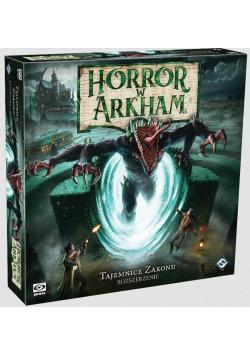 Horror w Arkham: Tajemnice Zakonu GALAKTA