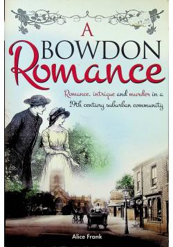 A bowdon Romance  + autograf Frank