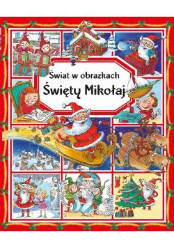 Święty Mikołaj i jego skrzaty